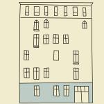 Grafik Landsberger Allee 55