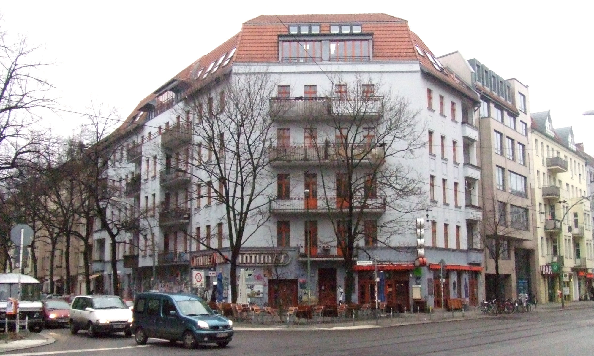 Foto Boxhagener St.