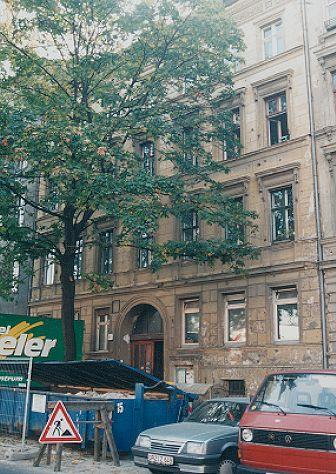Foto Vorderhaus Fehrbelliner Strasse 87